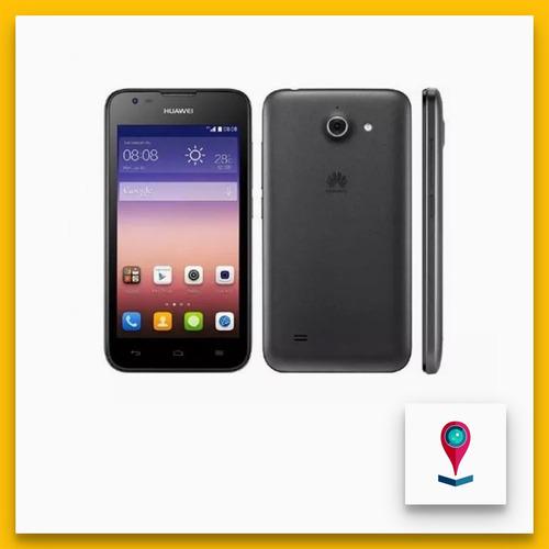 celular huawei y550d android 4.4 quad core gps 5mp 4g lte