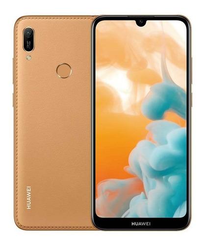 celular huawei y6 2019 32gb negro/azul