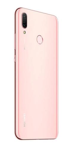celular huawei y9 2019 64gb dual sim + 4 cámaras liberado