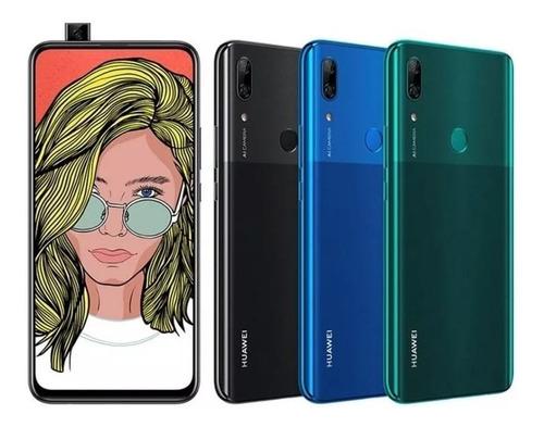 celular huawei y9 prime 2019/128gb/4ram+powerbank