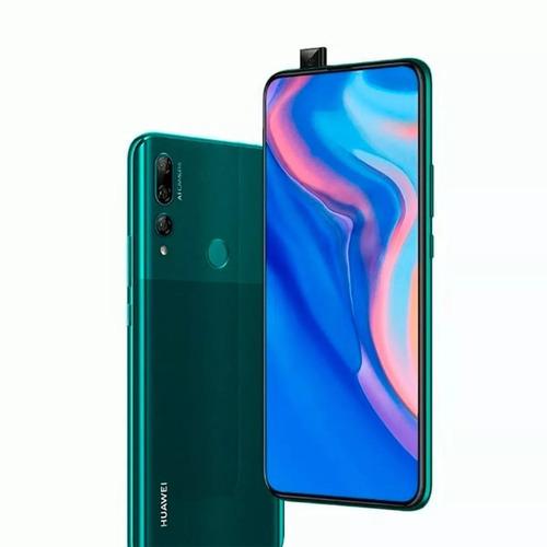 celular huawei y9 prime 2019/128gb/4ram +  vidrio