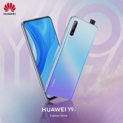 celular huawei y9s 6 ram /128gb. 48mpx