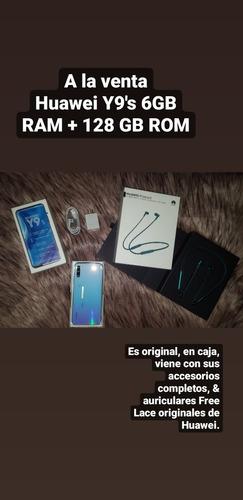 celular huaweiy9's