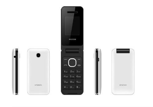 celular hyundai d275 plegable dual sim