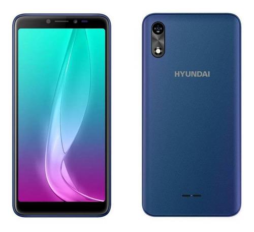 celular hyundai l553 16gb tarjeta dual sim 4g azul