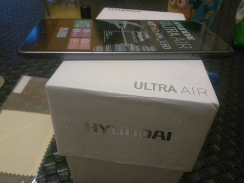 celular hyundai ultra air white  delgado finito liviano v#3