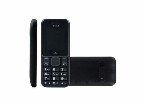 celular idoso teclas grande, 2 chip, radio, dl yc-210