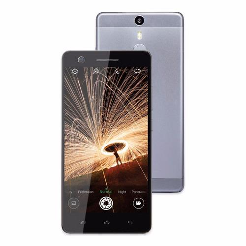 celular infinix hot s x521 gris 4g + case + screen