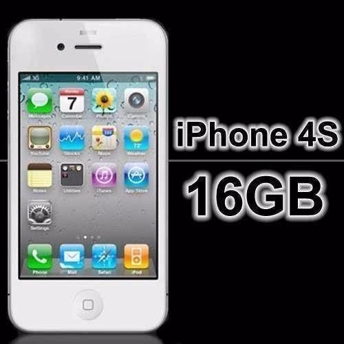 celular iphone 16gb