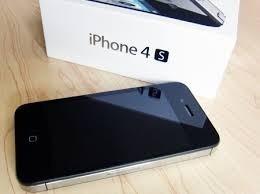 celular iphone 4s 16gb liberado de fabrica en caja