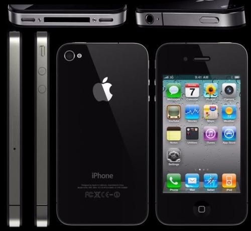 celular iphone 4s 16gb original , negro caja generica