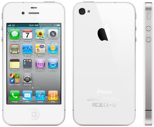 67988dae390 Celular iPhone 4s 32gb Original Caja Genérica Bco - $ 2,499.00 en ...