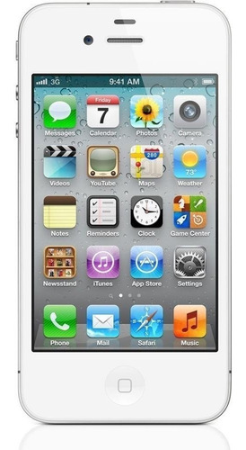 celular iphone 4s 8gb telefono liberado
