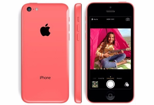 iphone 5c amarillo precio