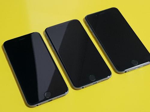 celular iphone 6 desbloq 64gb 100% original apple - usado