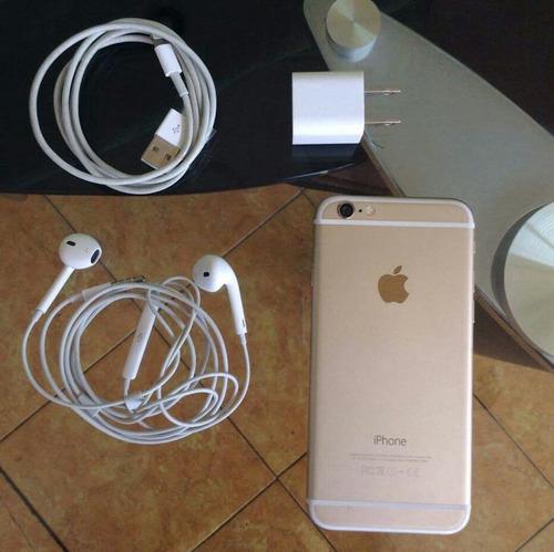celular iphone 6 gold 16 gb ( samsung, motorola, lg )
