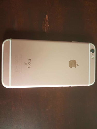 celular iphone 6s 32gb color rosa