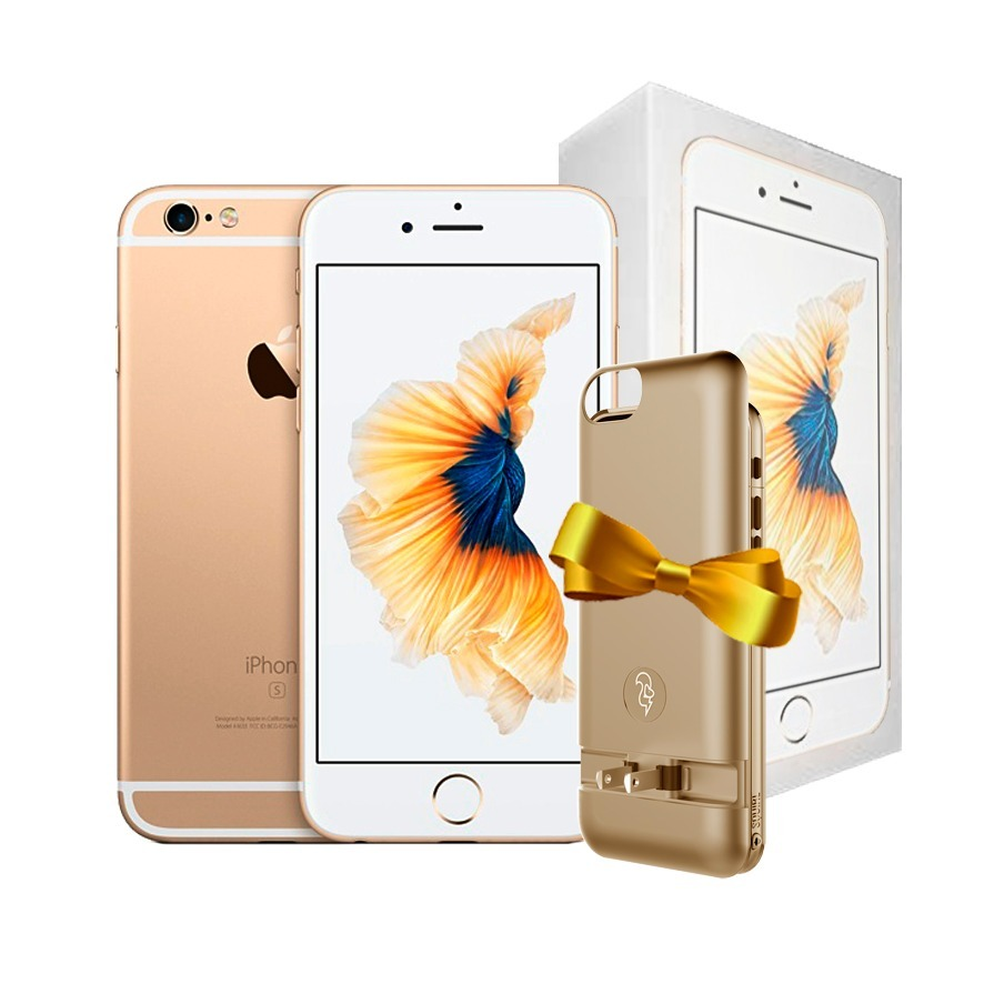 be96bd73ddf celular-iphone-6s-64gb-gold-reacondicionado -power-case-
