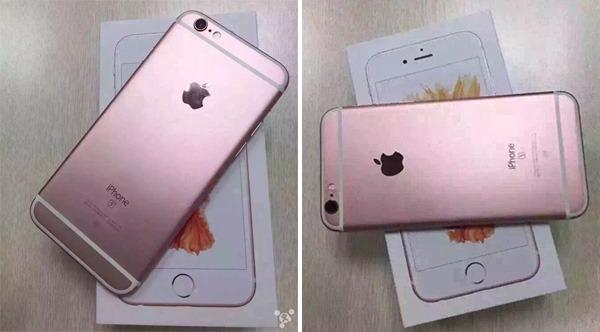 d6ba71113 Celular iPhone 6s Color Rosado Nuevo En Caja Original Apple ...