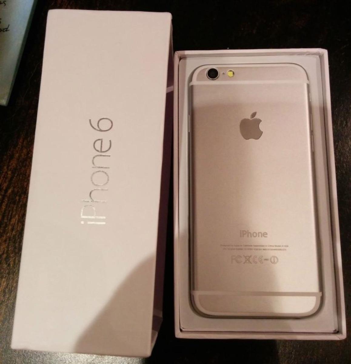 974846407 celular iphone 6s color rosado nuevo en caja original apple. Cargando zoom.