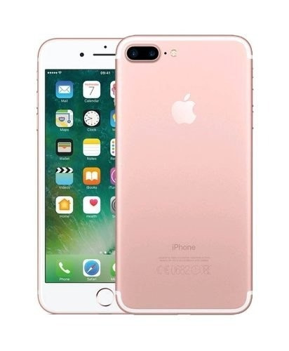 celular iphone 7 plus 32gb tela de 5,5', câmera 12mp - 4g