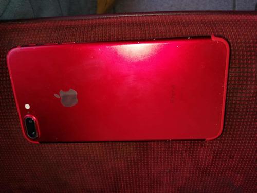 celular iphone 7 plus red 128 gb