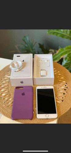 celular iphone 8 plus 256 gb con 95 % de batería casi nuevo