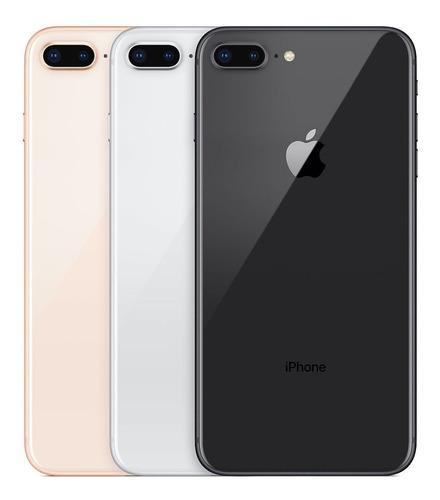 celular iphone 8 plus 256gb factory desbloqueados 10/10