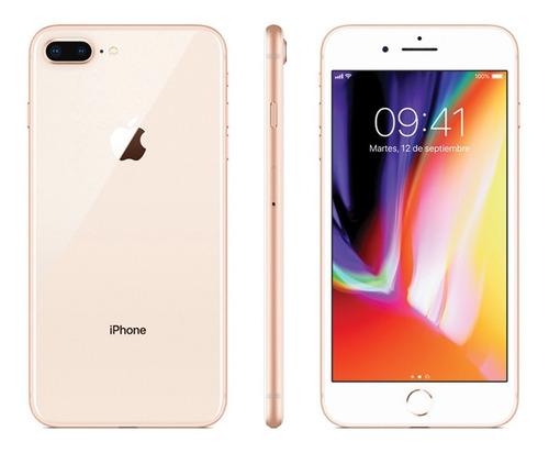 celular iphone 8 plus 64gb nuevo garantia 1 año
