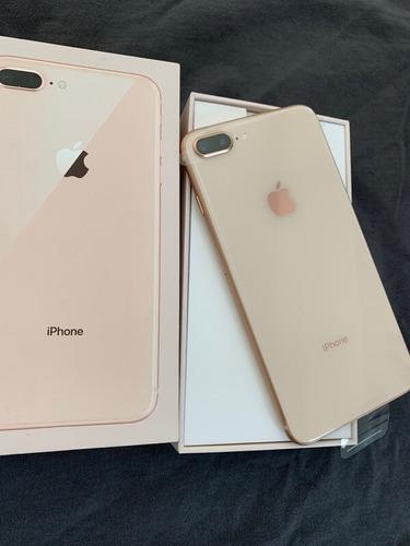 celular iphone 8 plus de 64gb 1 año de garantía
