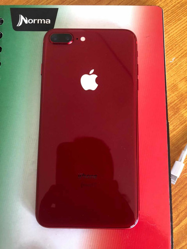 celular iphone 8 plus (product) red