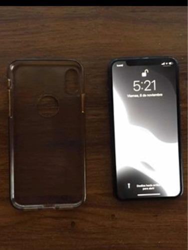 celular iphone x de 256 gb con gevey