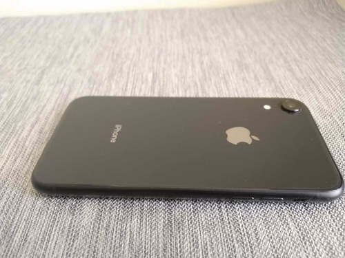 celular iphone xr 128 gb negro