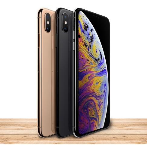 celular iphone xs max 64gb gold negro silver libre 4g 12 mpx