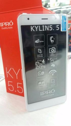 celular ipro kylin 5.5  mem 8gb flash frontal android 6