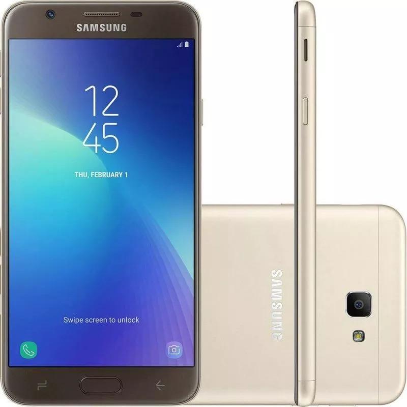 b5eeac4d6 celular j7 prime 2 - dourado android 7.1 com brinde. Carregando zoom.