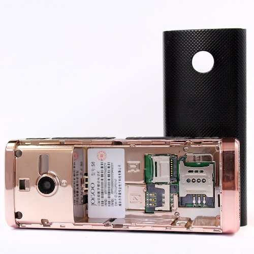 celular jorsoo s6 dual chip  tecla grande ideal para idosos