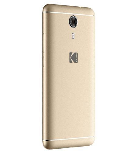 celular kodak smartway x1 4g 32gb + funda film power bank !!