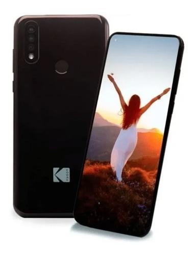 celular kodak smartway x2 6.35 pulgadas negro new