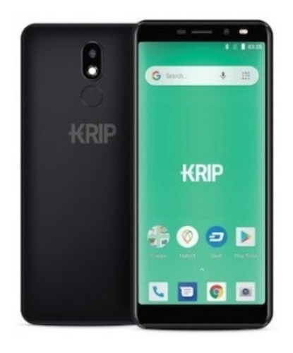 celular krip k55 android 8.1 16gb doble sim 2gb ram telefono
