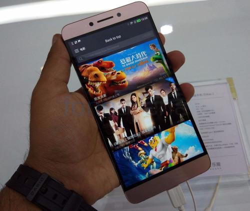 celular leeco le max 2 4gb de ram 64gb giroscopio 2k libre