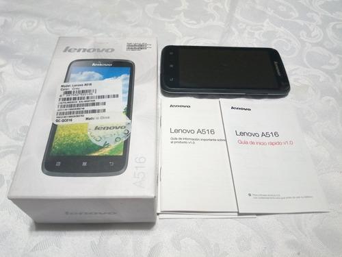 celular lenovo a516