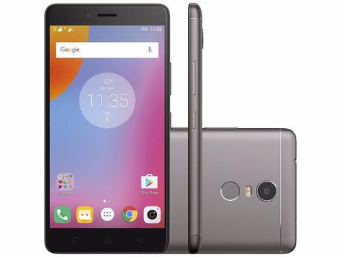 celular lenovo vibe k6 dual 16g /4g /biometria frete grátis