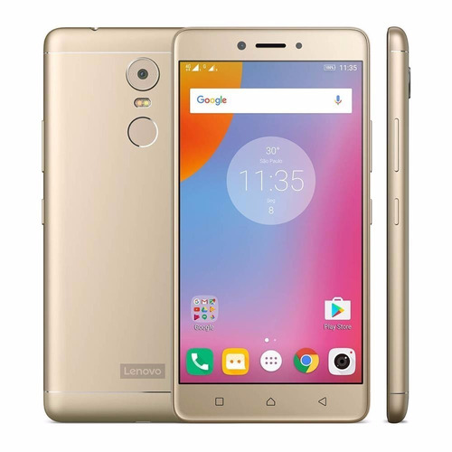 celular lenovo vibe k6 note plus k53a48 dual 32gb 5.5 16mp