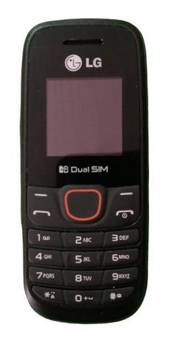celular lg 3 wolves modelo hannah dual sim 100% nuevo