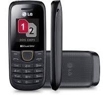 celular lg a275 desbloqueado origi dual chip fm antena rural