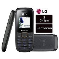 celular lg a275 dual chip fm lanterna top de linha