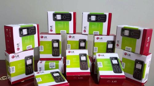 celular lg b220 preto dual chip original rádio fm lanterna