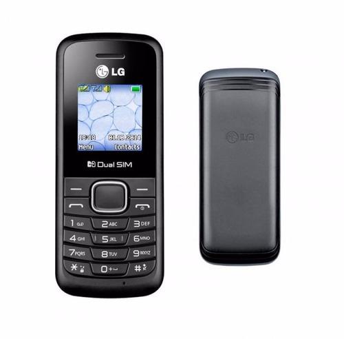 celular lg b220a 1.45  dual sim 2g fm radio