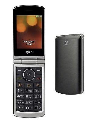 celular lg flip abre e fecha bluetooth tela grande preto!